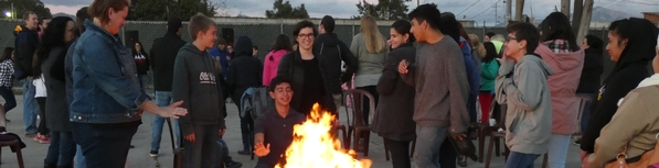 student council fire